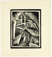 Mexican Study - print #4 of 52 in the 1936 Calendar of The Chicago Society of Artists