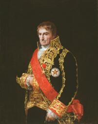 Portrait of General José Manuel Romero