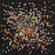 Spectrum Colors Arranged by Chance IV