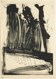Litho #2 (Waves #2)