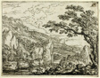 Italian Landscape with Ruins