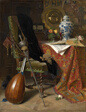 Seventeenth-Century Interior