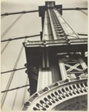Manhattan Bridge Looking Up