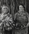 Mr.and Mrs. Andy Bahain on Their Farm Near Kersey Colorado