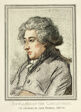 Portrait of Thomas Rowlandson, from Reproductions of Drawings by Old Masters in the British Museum
