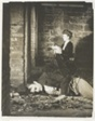 "Julien Levy in Hans Richter's ""Dreams that Money Can Buy"""