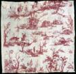 La Chasse au cerf et au sanglier (Furnishing Fabric)