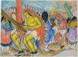Comanche Dance, San Ildefonso