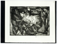 Etching, Engraving, Soft Ground, Aquatint, and Embossing (City Complex), plate 44 from 101 Prints