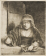Woman with the Pear