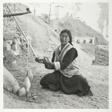 Woman Weaving, Ladakh, India