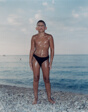 """Dubrovnik, Croatia, July 13, 1996,"" from Beach Portraits"