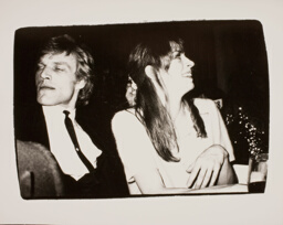 Heather Watts and Peter Martins