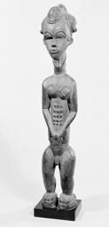 Figure of Otherworld Man (Blolo Bian) or Wilderness Spirit (Asye Usu)
