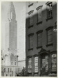 Contrasting No. 331 East 39th Street with Chrysler Building and Daily News Building, Manhattan