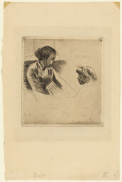 Susan and Child Facing each Other