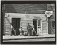Barber Shop Facade, Vicksburg, Mississippi