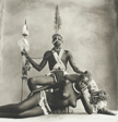 Seated Warrior - Reclining Girl, Cameroon