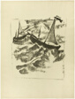 Boats in the Storm, from The Samland Ode