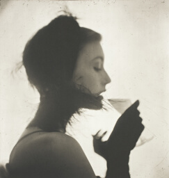 Girl Drinking (Mary Jane Russell), New York