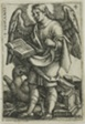 St. John, from The Four Evangelists