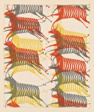 Antelopers (Furnishing Fabric)