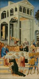Salome Asking Herod for the Head of Saint John the Baptist