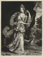 Anne Catharine Mouy, Countess of Broglia, as the Goddess Diana