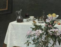 Still Life: Corner of a Table