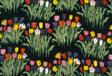 Tulpaner (Dress or Furnishing Fabric)