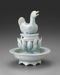 Incense Burner in the Form of a Duck