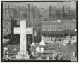 Graveyard, Houses, and Steel Mill, Bethlehem, Pennsylvania