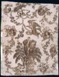 Shakespeare and Garrick (Furnishing Fabric)
