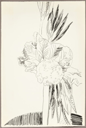 Flowers (Black and White)