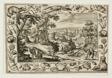The Sending Out of the Apostles, from Landscapes with Old and New Testament Scenes and Hunting Scenes