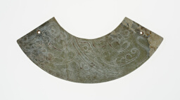Arc-shaped pendant (huang)