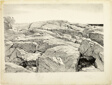 Rolling Rocks, Study for The Outer Shore