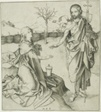 Christ Appearing to the Magdalen—Noli Me Tangere