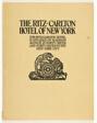 The Ritz-Carlton Hotel of New York