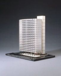 Inland Steel Building: Model of Preliminary Design