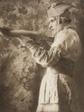 Adolf Bolm in the Firebird (Monsieur Adolph Bolm, L'Oiseau de Feu)
