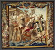 The Battle of Actium from The Story of Caesar and Cleopatra