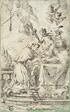 Saint Anthony of Padua and the Infant Jesus