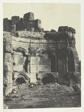 Baalbeck (Héliopolis), Hémicycle De L'Enciente Des Temples Du Soleil Et De Jupiter; Syrie