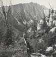 Ogden Ridge from Sherlock Valley