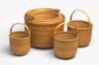 Nesting Basket (one of a set)