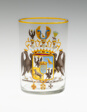 Armorial Beaker with the Bülow Family Crest