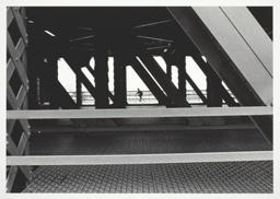 Chicago, Bridge and Biker