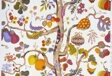 Vegetable Tree (Dress or Furnishing Fabric)
