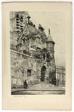Un Portail de l'Eglise de Saint Etienne du Mont , Paris, from Vingt Lithographies du Vieux Paris